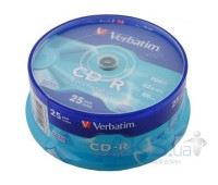 Verbatim CD-R 700mb, 52x,